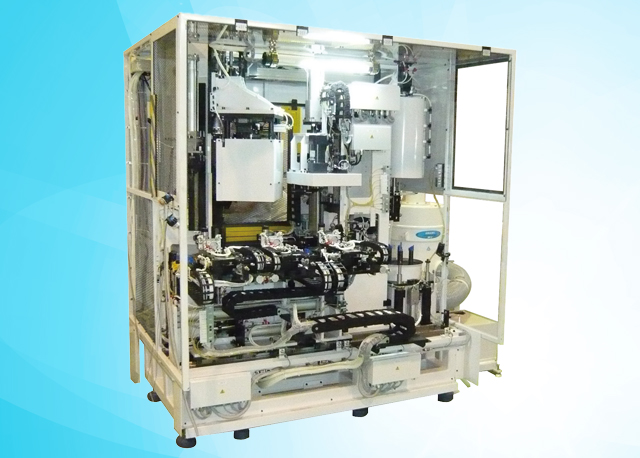 Automobile transmission related measuring machine